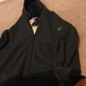Nike Indianapolis colts hoody. Large. NWT